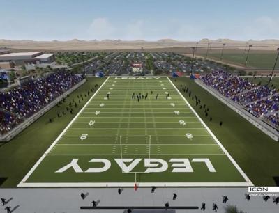 Legacy football field