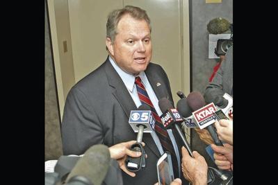 Former Mesa Mayor Scott Smith