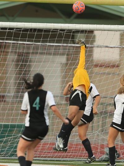 Girls Soccer: Desert Vista vs. Highland