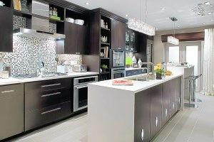 divine design: an urban kitchen gets a modern update | get out