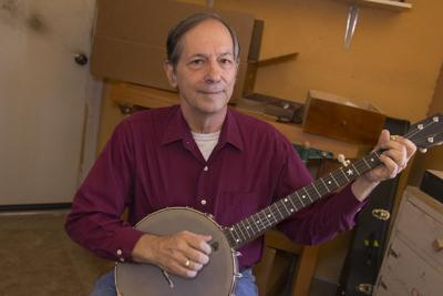 Among other gigs, Hickler plays in an all-ages bluegrass group in Chandler, the Jam Pak Blues 'N Grass Neighborhood Band.