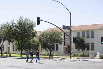 Chandler High School Crossing