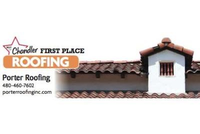 Porter Roofing  480-460-7602
