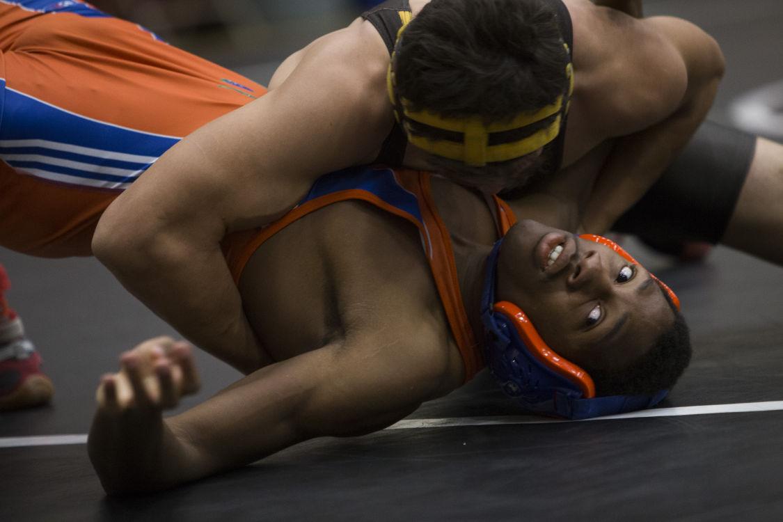 Wrestling: 2015 Steven Blackford High School Dual Meet Championships