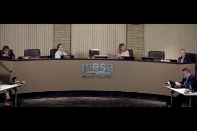 Mesa Public Schools Governing Board