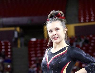 ASU gymnast
