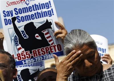 SB 1070: Opponents have millions set aside to continue fight