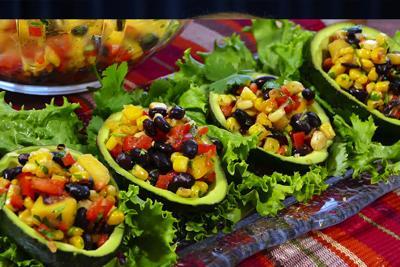 Jan D'atri Avocado Salad
