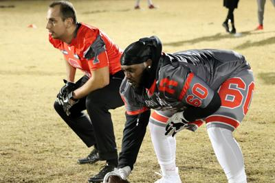 Cactus Football League Hopes To Boost Adult Tackle Football In