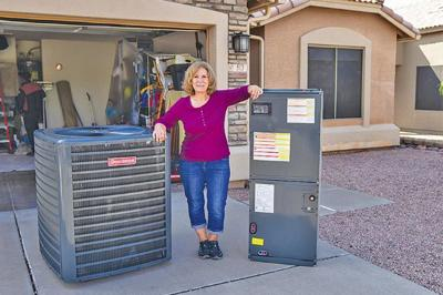 Mary Root Chas Roberts Heating & Air Conditioning Company