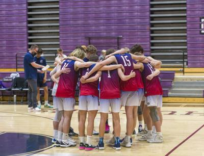 Perry boys volleyball