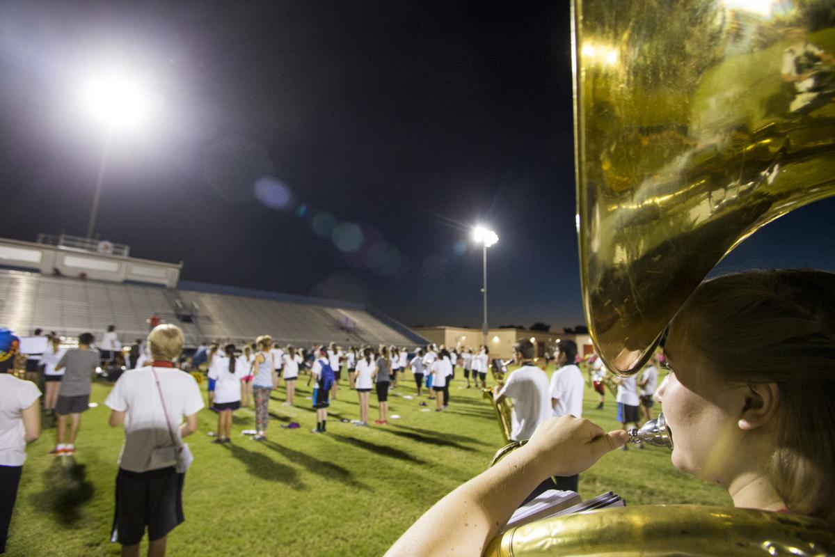 Mountain View Marching Band