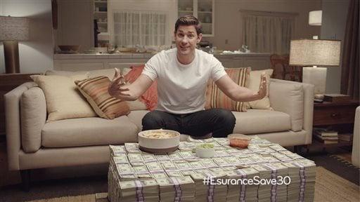 Super Bowl Advertising Outsider Ads