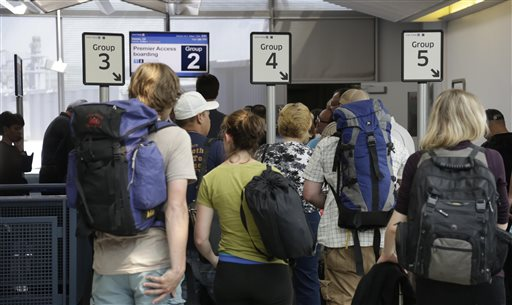 The airlines' endless quest for better boarding | Travel |  eastvalleytribune.com
