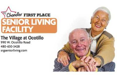 The Village at Ocotillo  990 W. Ocotillo Road  480-630-3428