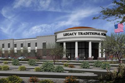 Legacy Traditional School's
