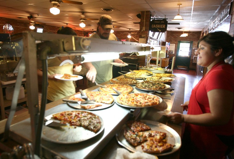 lj s pizza buffet closing after 38 years in mesa mesa rh eastvalleytribune com home run inn buffet near me home run inn buffet price
