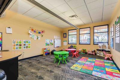 AZA United classroom