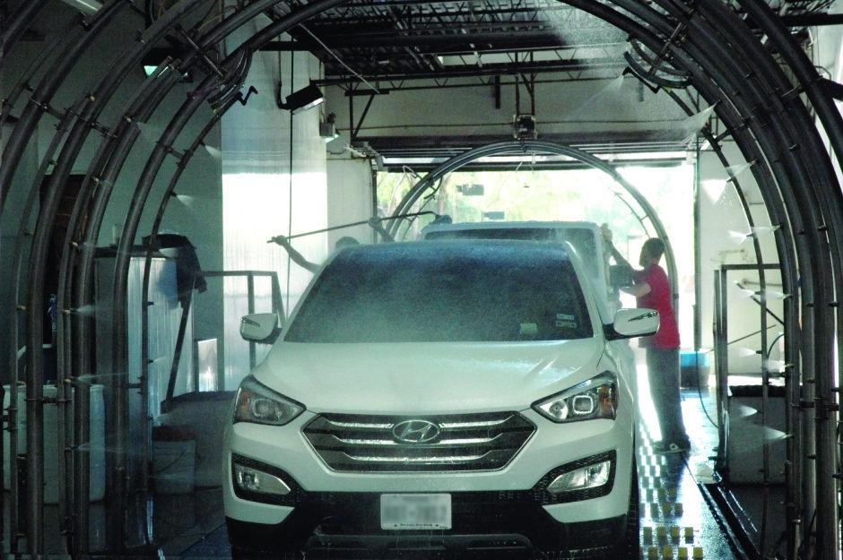 Classic car spa is dedicated to providing the best car wash to its best of mesa 2014 car wash classic car spa solutioingenieria Image collections