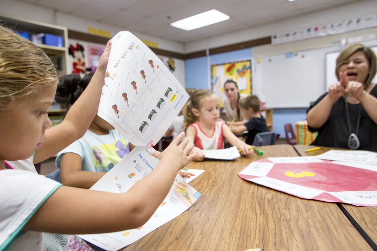 Dual Language at Hermosa Vista Elementary