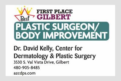 Dr. David Kelly, Center for Dermatology & Plastic Surgery
