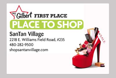 SanTan Village 2218 E. Williams Field Road, #235