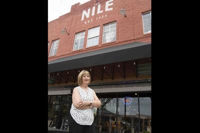 Kate Singleton Nile Theater