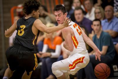 Basketball Playoffs: Corona del Sol vs Mountain Pointe