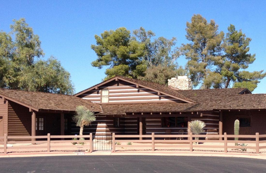 'Ponderosa' home a part of Hollywood history | Mesa ...