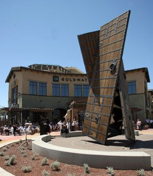 'The Doors' finds niche amid public art in Scottsdale