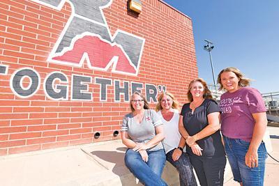 Red Mountain Football Touchdown Club