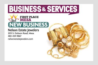 Nelson Estate Jewelers 2051 S. Dobson Road