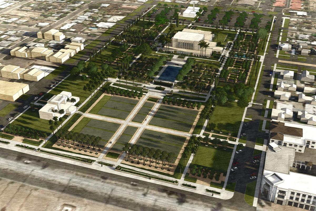 Church unveils extensive remodeling plans for Mesa Temple | News ...
