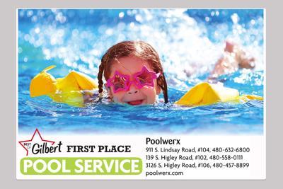 Poolwerx 911 S. Lindsay Road, #104 S. Higley Road, #102 S. Higley Road, #106