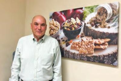 Mesa snack manufacturer focuses on healthy living