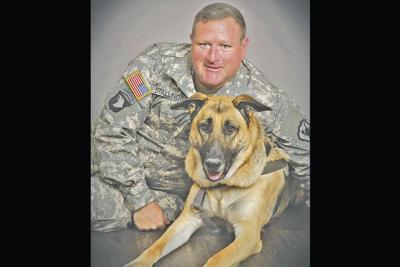 Staff Sgt. Terry Stallings of Mesa