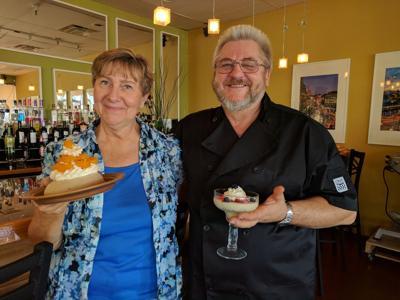 Hanna and Marek Kowalski's family restaurant in Mesa, called Beaver Choice, celebrates Canadian and Polish cuisine.