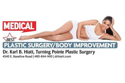 Dr. Karl B. Hiatt, Turning Pointe Plastic Surgery