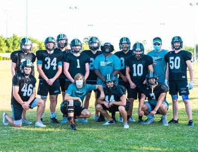 Highland linebackers
