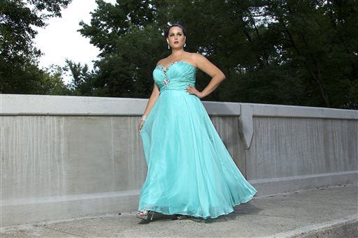 Prom dress shopping perilous for plus-size girls | Home ...