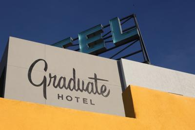 Graduate Tempe, a hotel on Apache Boulevard, is one of two developments in Tempe being investigated by the Arizona Attorney General's Office.