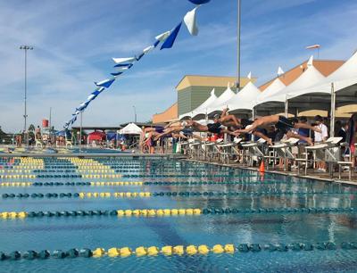 Swimming Meet of Champions
