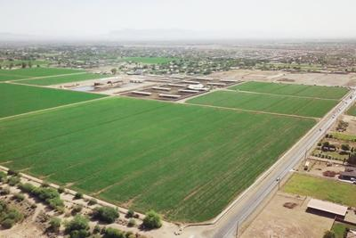 Gilbert annexed this 160-acre tract at Val Vista Drive