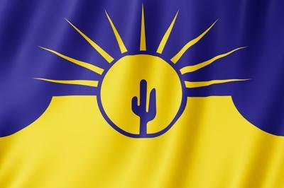 Mesa Arizona Ranking Wallethub Flag