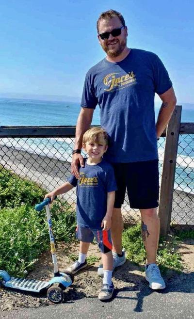 Childhood Cancer Network got his family through a hard time