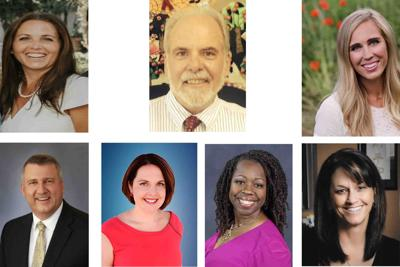 Angela Tahiliani, Joseph O'Reilly, Lara Ellingson, Richard Crandall, Vikki Johnson, Kiana Maria Sears ,& Cara Lee Schnepf Steiner