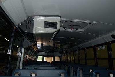 Mesa School Bus Air Conditioning