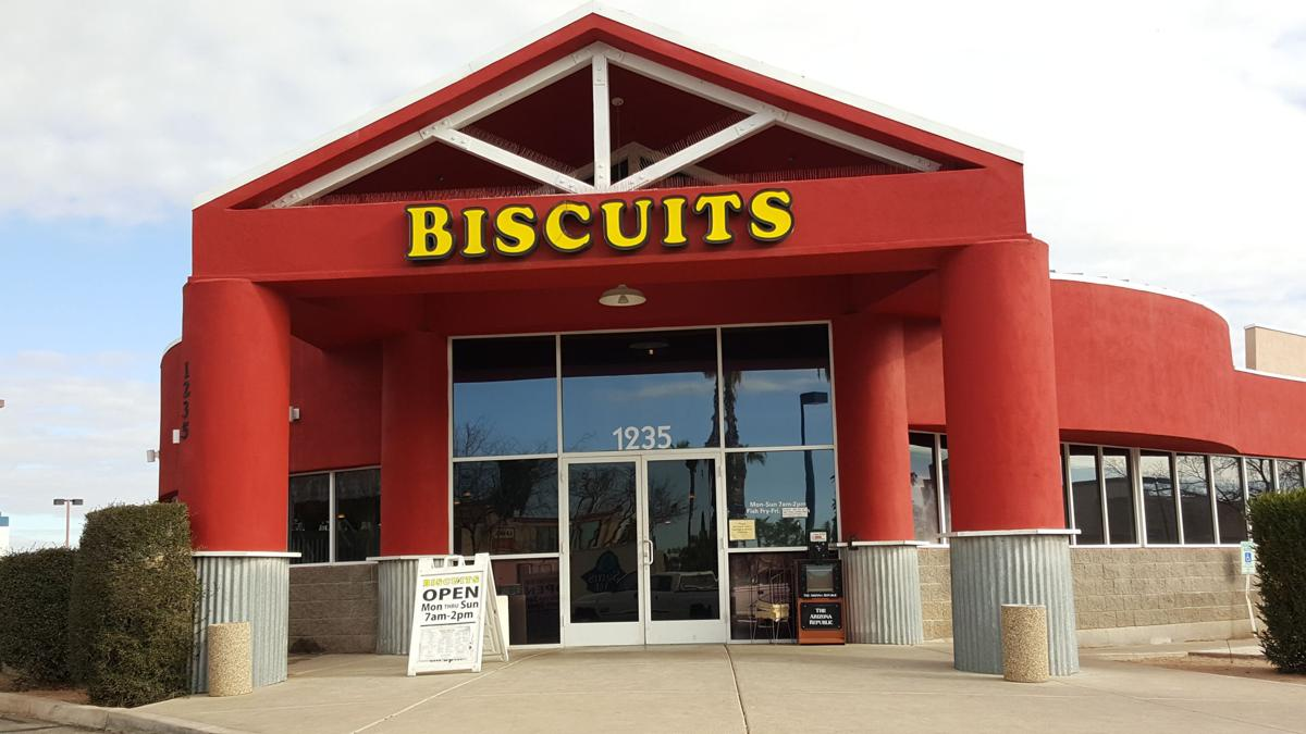 Biscuits is a down-home place to enjoy breakfast or lunch with delicious food and great service.
