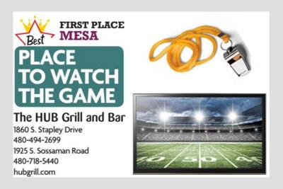 The HUB Grill and Bar 1925 S. Sossaman Road
