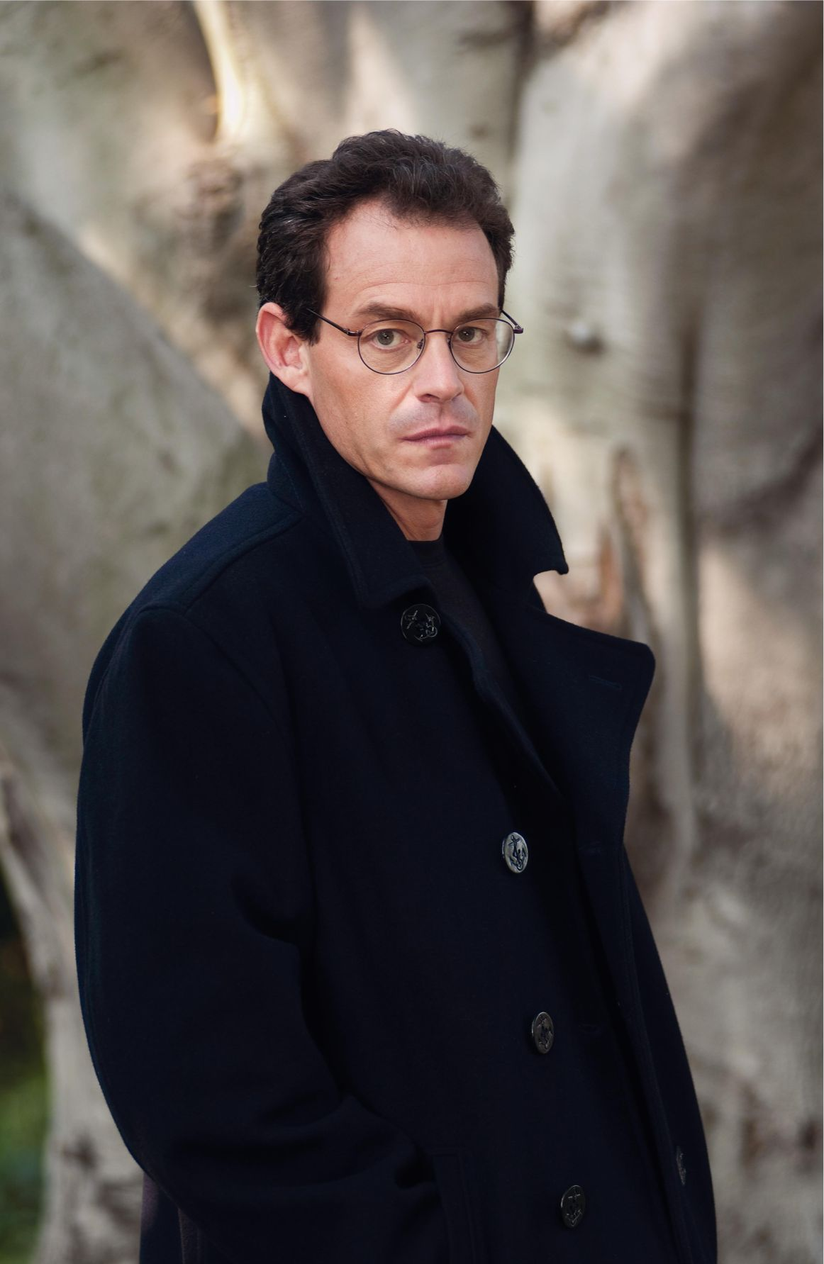 Author Daniel Silva